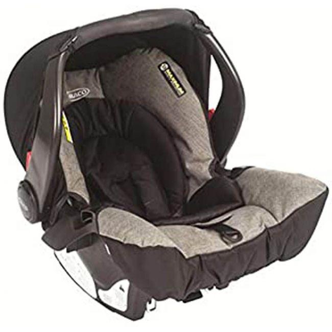 Graco - Snugfix Car Seat Slate