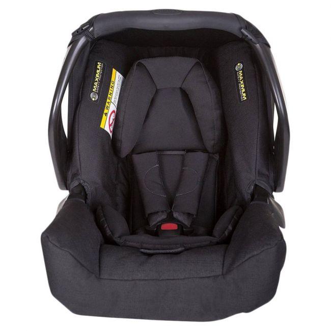 Graco - Snugfix Extreme Group 0+ Car Seat Black