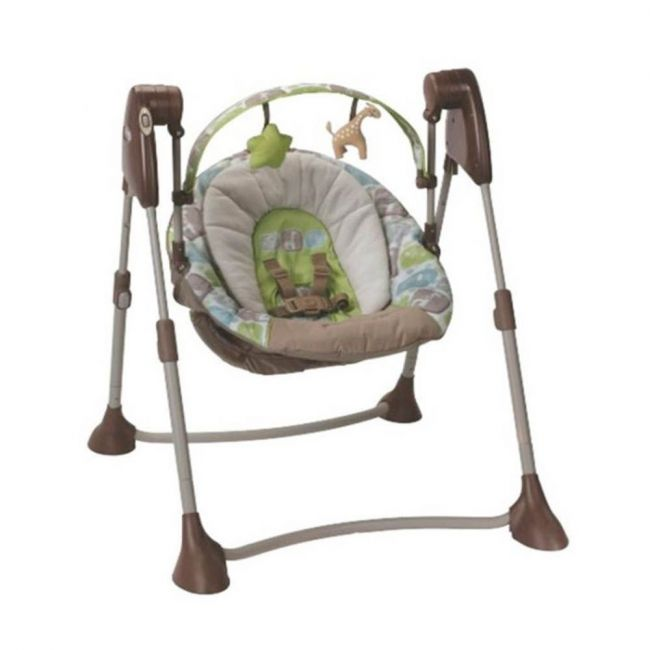 Graco - Baby Swing By Me - Sequoia