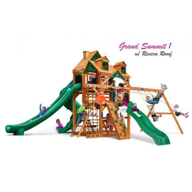 Playnation - Grand Summit 1 Treehouse - Riviera Roof