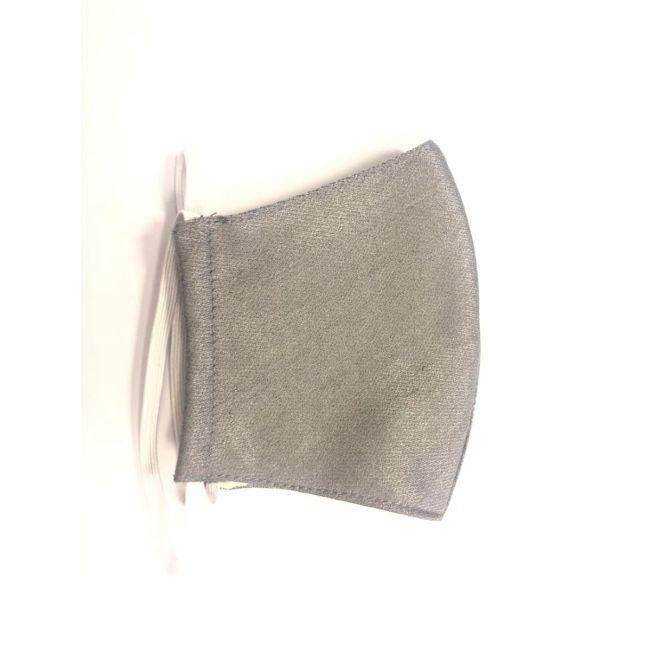 Pikkaboo - Washable Mask - Kids Plain Grey