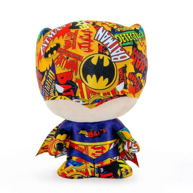 "Dc Maxx - Yume Chibi - 7"" DZNR Batman - Logos"