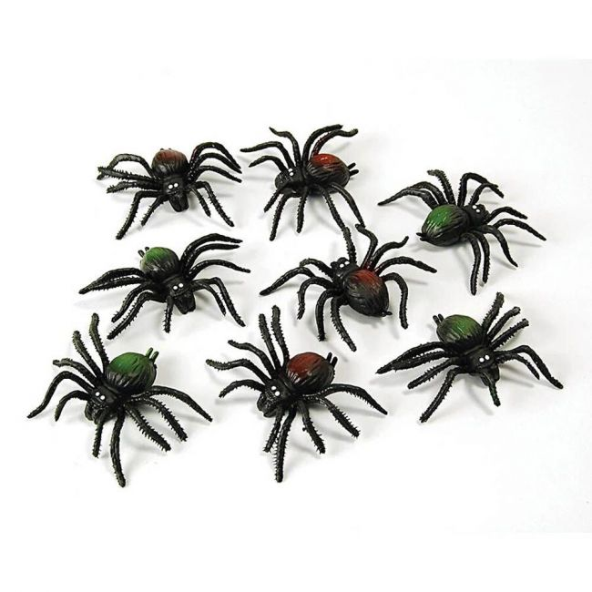 Halloween - Scary Creatures Spiders Accessory