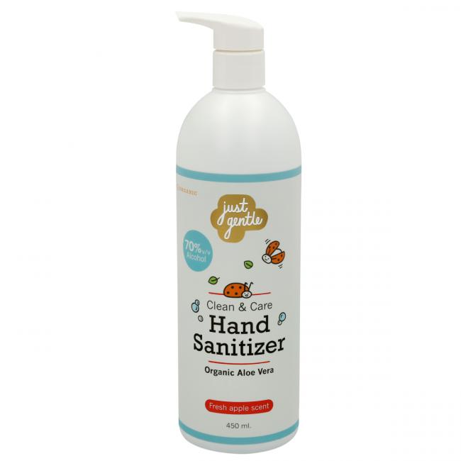 Just - Gentle Hand Sanitiser Spray 450 ml