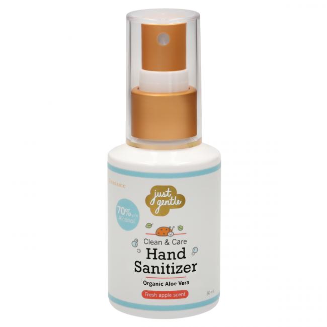 Just Gentle - Hand Sanitiser Spray 50 ml