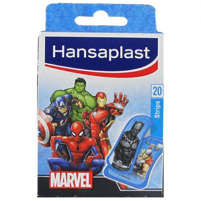 Hansaplast - Avengers Strips 20'S