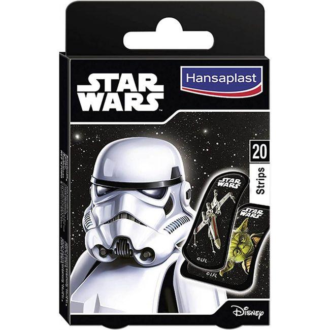 Hansaplast - Starwars Strips 20'S