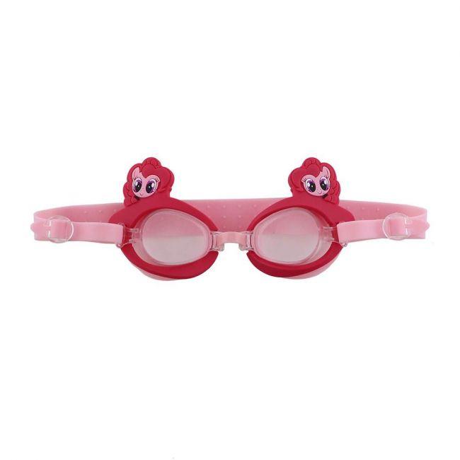 Hasbro Gaming - My Little Pony Kids Girls Swim Cap & Goggle Set