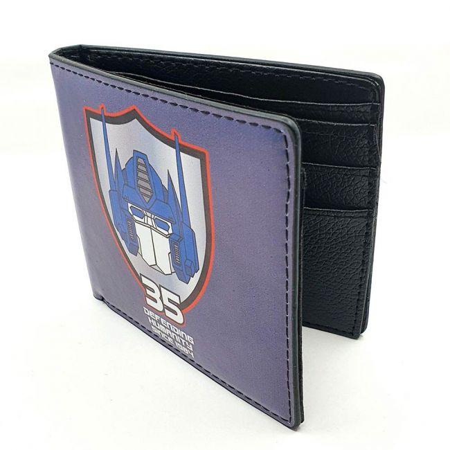 Hasbro Gaming - Transformers Bifold Wallet For Kids