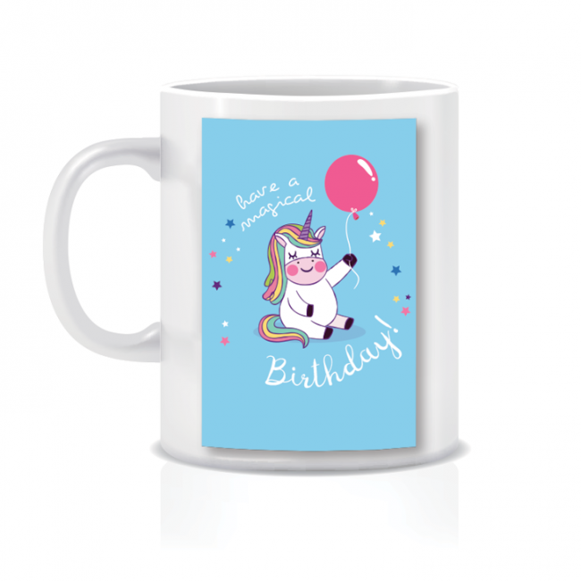 Twinkle Hands Have a magical Birthday Mug