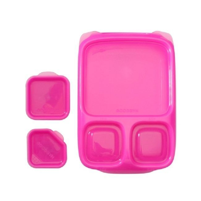 Goodbyn Hero Lunchbox Pink
