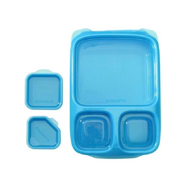 Goodbyn Hero Lunchbox Blue