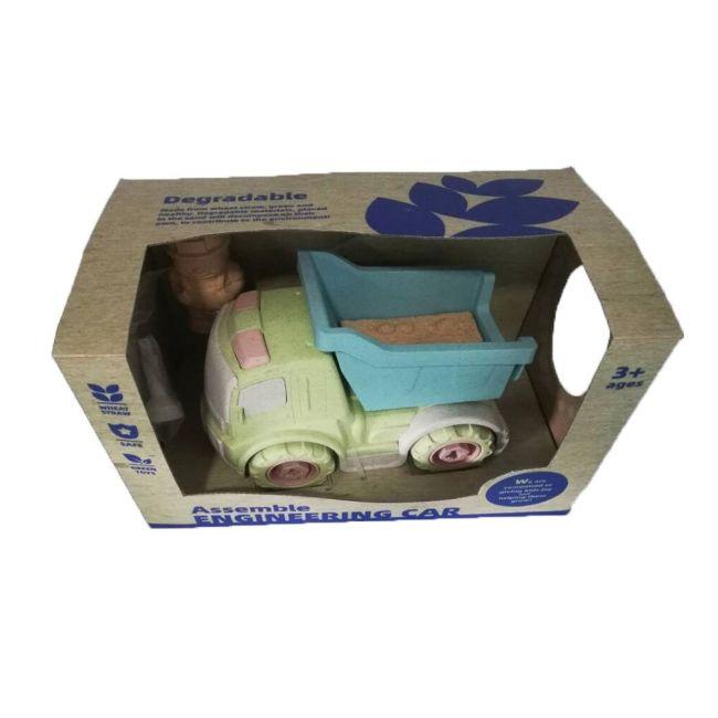 Rollup Kids - DIY Dump Truck