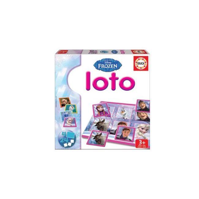 Educa Loto Frozen Memory Game Cards