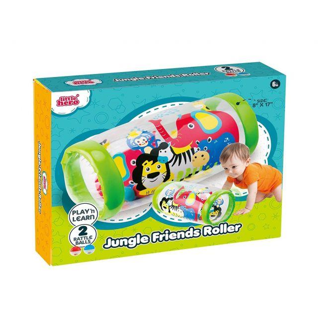 Little Hero Jungle Friends Roller