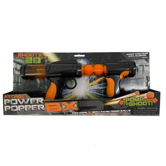 Hog Wild - Atomic Power Popper 8X - Orange