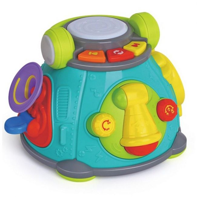 Hola Baby Music Drum Toys Learning Educational Toys for Children