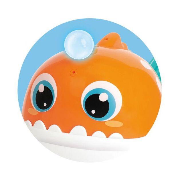 Hola Baby Toy Lanernfish orange