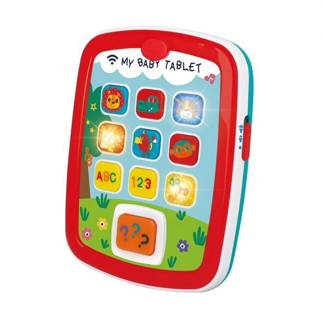 Hola Computer Learning Education Machine Tablet Toy Gift for Kids