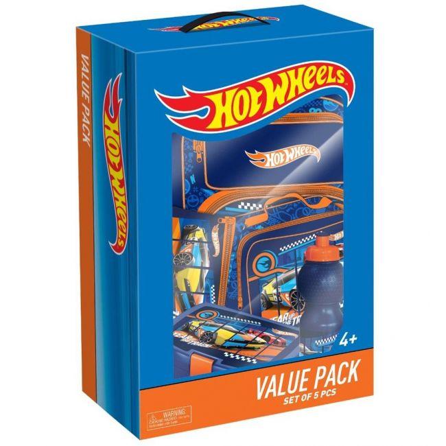 Disney Hot Wheels Value Pack Set Trolley 18 inch