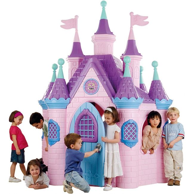 Feber Super Palace Play House