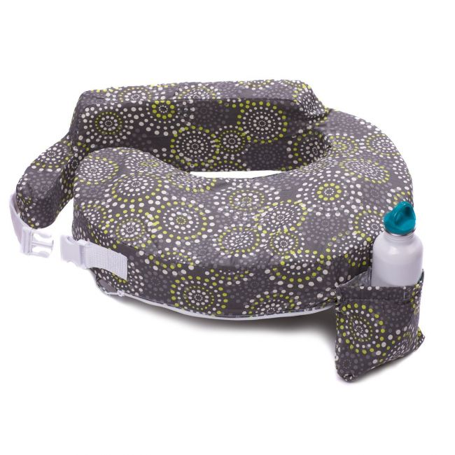 My Brest Friend - Inflatable Travel Pillow - Fireworks