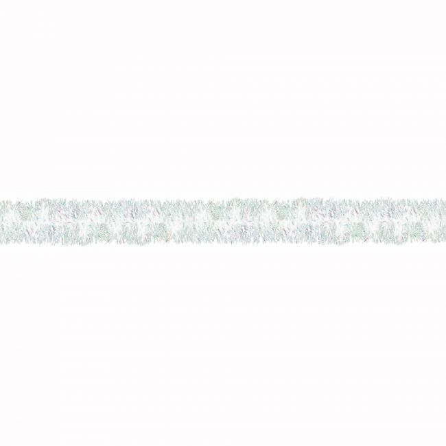 Pearl Deluxe Tinsel Garland 20ft