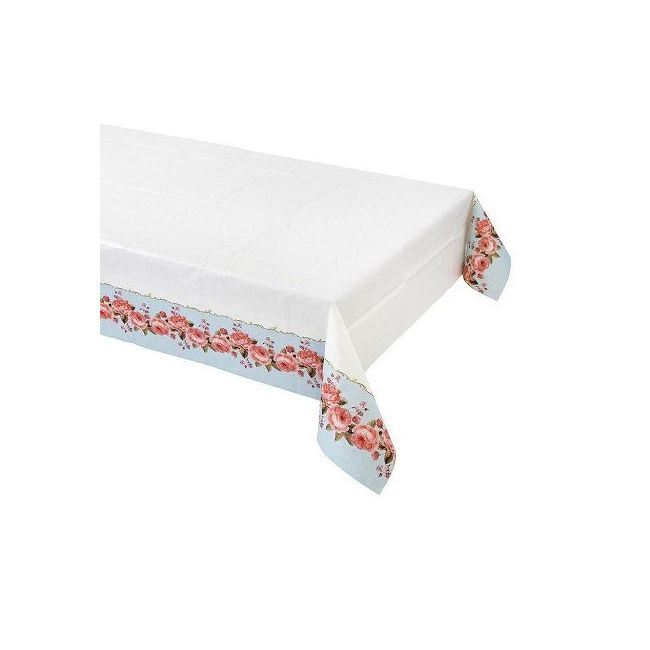 Talking Tables Truly Chintz Paper Table Cover
