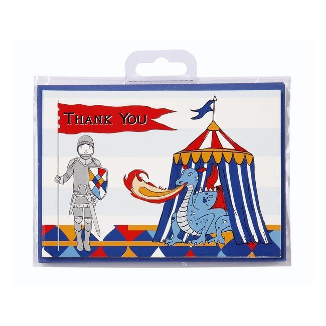 Talking Tables Knight Thank You Cards