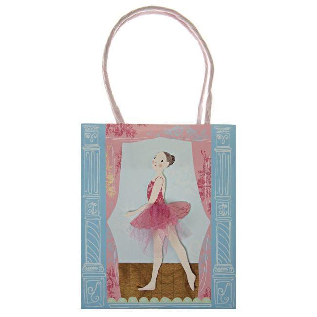 Meri Meri - Little Dancers Party Bags - Pack of 8