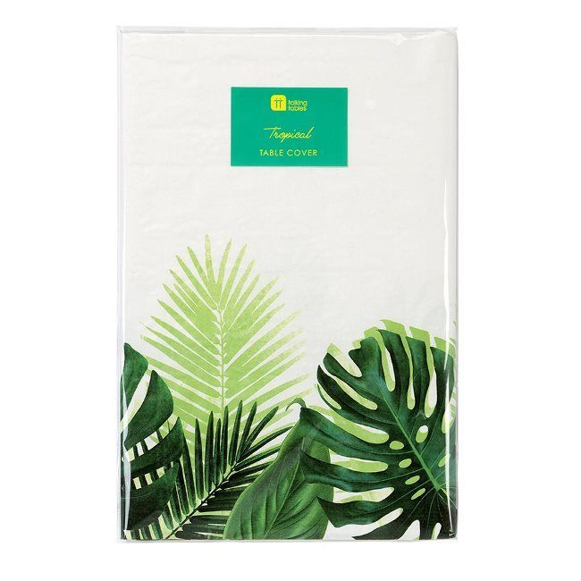 Talking Tables Palm Leaf Table Cover