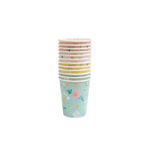 Meri Meri Wildflower Pastel Cups