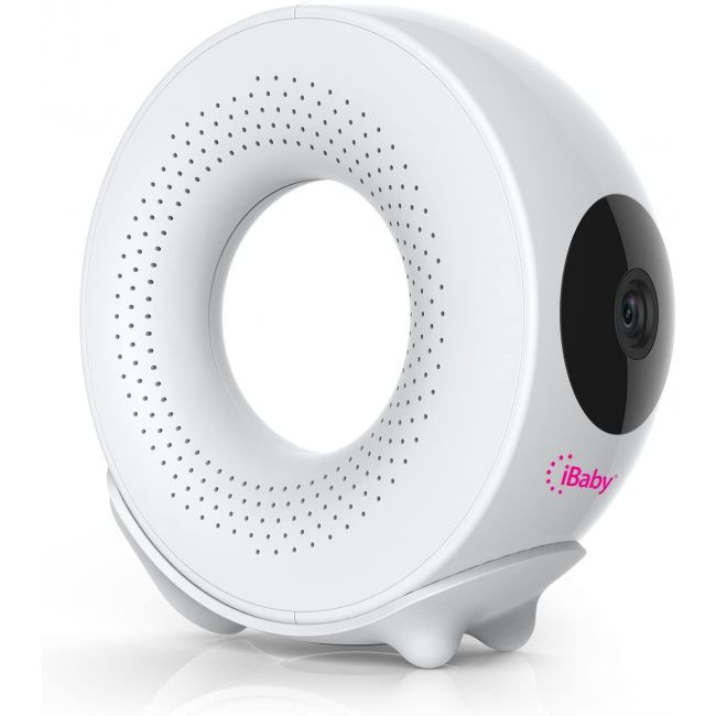 Ibaby - M2s Plus 1080P Baby & Old Parents Monitor w/ Temp & Humidity Detector