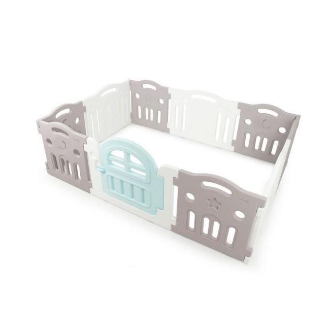 iFam Marshmallow Plus Baby Room - Purple Gray