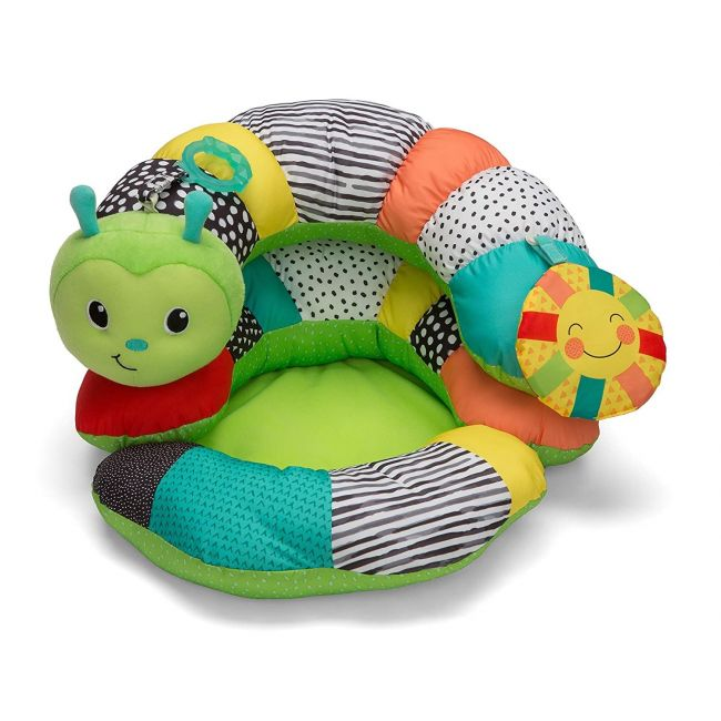 Infantino - Gaga - Prop-A-Pillar Tummy Time & Seated Support