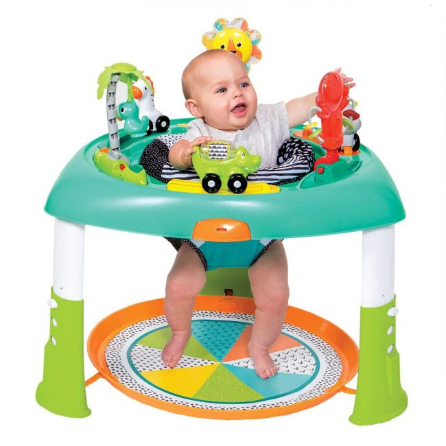 Infantino - Sit, Spin & Stand Entertainer 360Seat