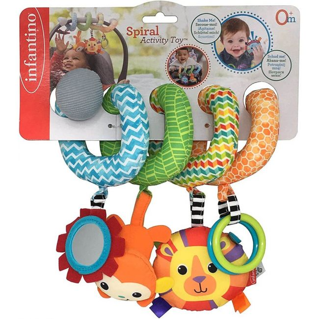 Infantino - Spiral Activity Toy