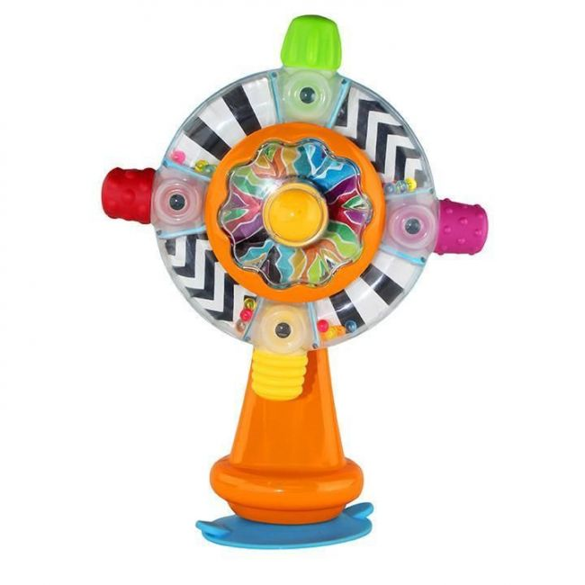 Infantino - Stick See Spin Wheel