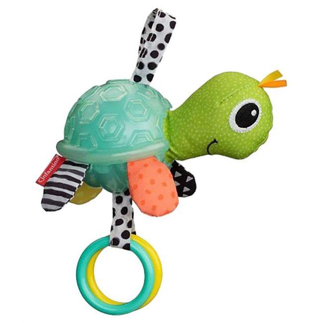 Infantino - Textured Sensory Pal Turtle