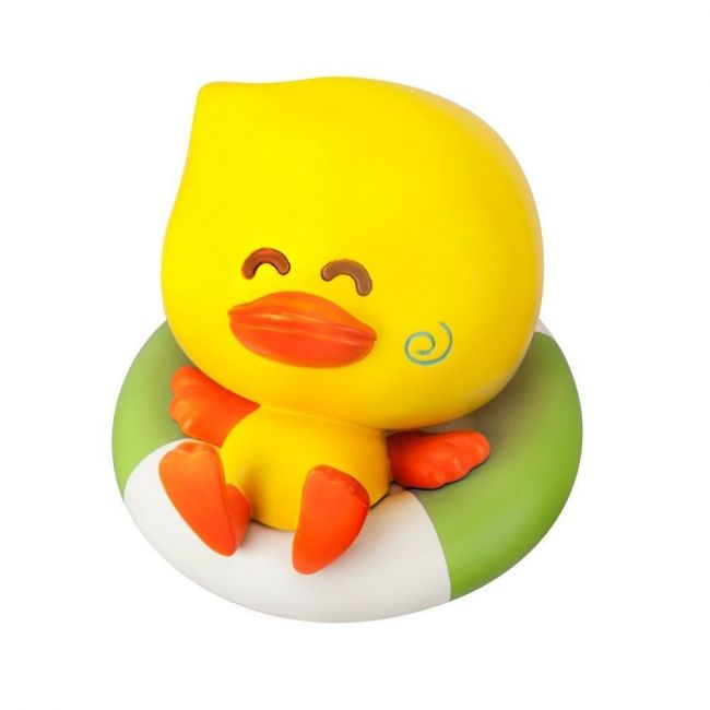 Infantino Bath Duck Squirt & Temperature Tester Toy