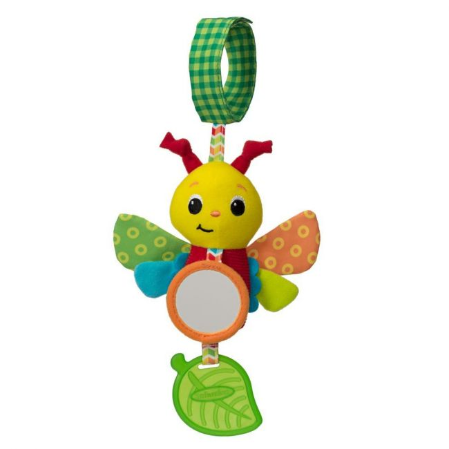 Infantino Chime Pal - Butterfly Toy