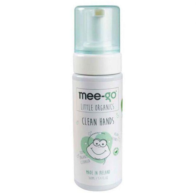 Mee-go - Little Organics Clean Hands - Halal Sanitizing Foam