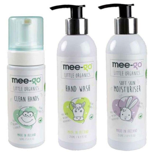 Mee-go - Little Organics Halal Hygiene Set