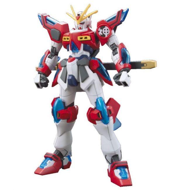Bandai - HGBF 043 Kamiki Burning Gundam
