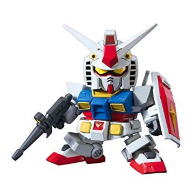 Bandai - BB 329 Rx-78-2 Gundam Anime Color