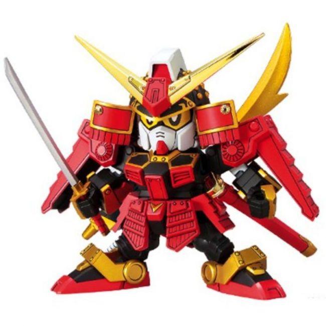Bandai - BB 373 Legend BB Musha Gundam