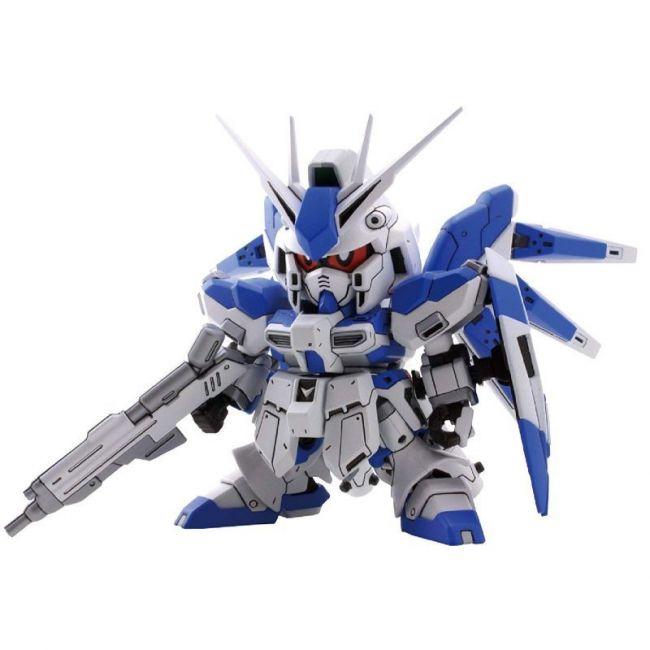 Bandai - BB 384 Hi-Nu Gundam