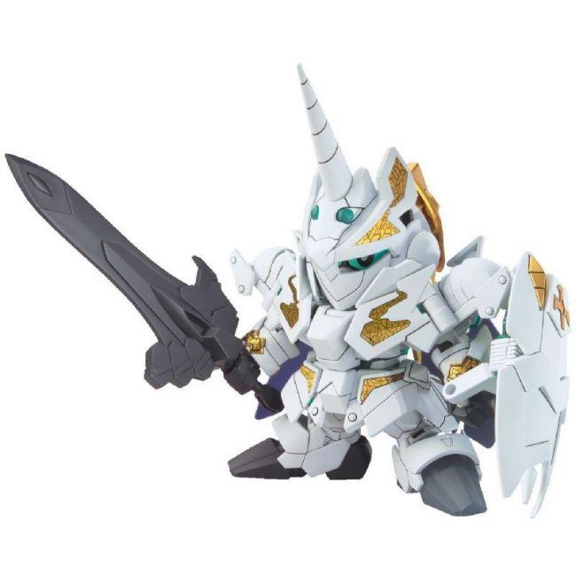 Bandai - BB 385 Legend BB Knight Unicorn Gundam