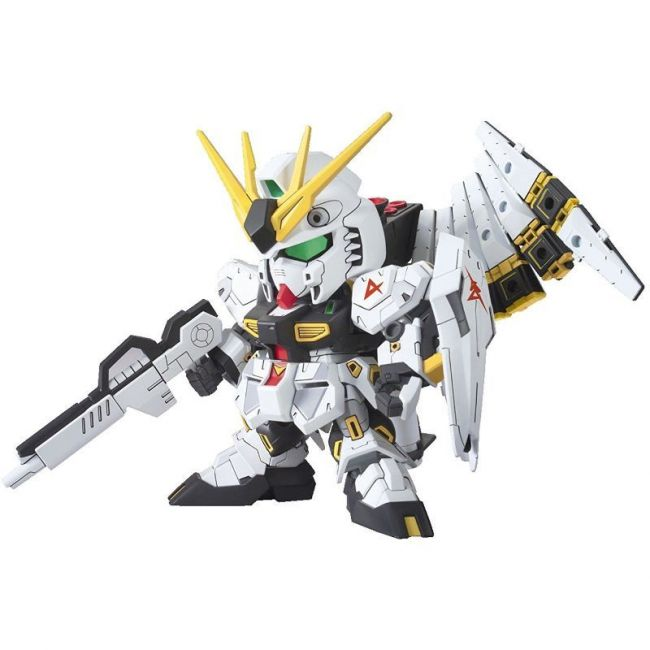 Bandai - BB 387 NU Gundam