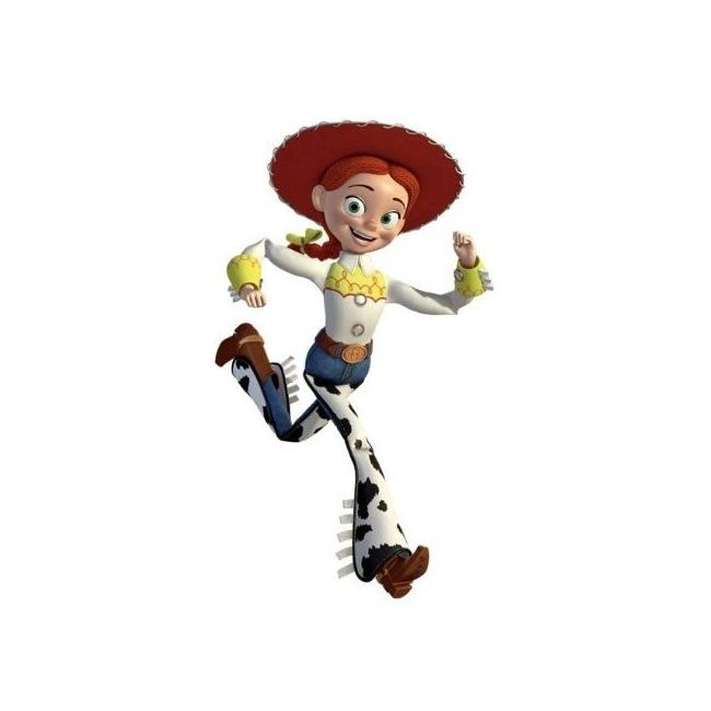 RoomMates Toy Story Jessie Peel & Stick Giant Wall Decals